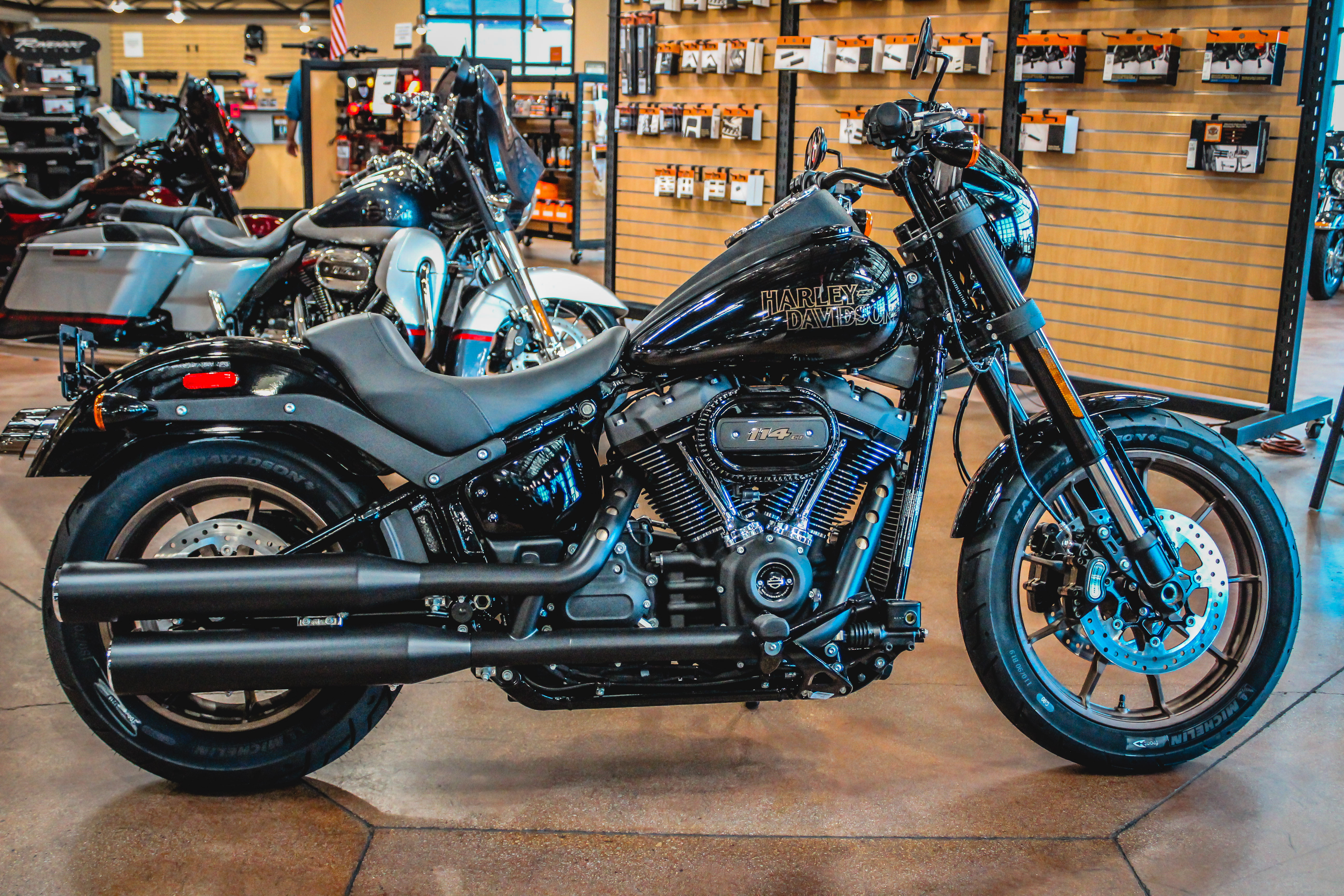 New 2020 Harley-Davidson Low Rider S in El Cajon #D021816 ...