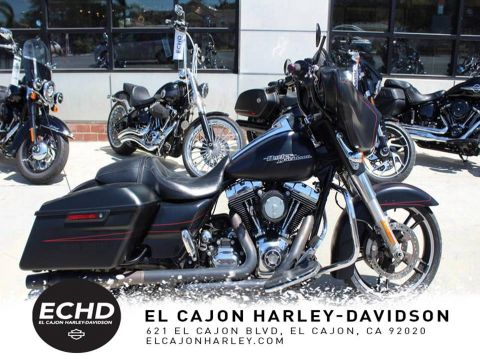 Pre-Owned 2016 Harley-Davidson Street Glide Special