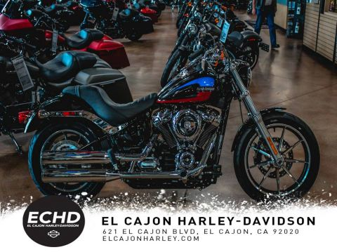 New 2020 Harley-Davidson Low Rider