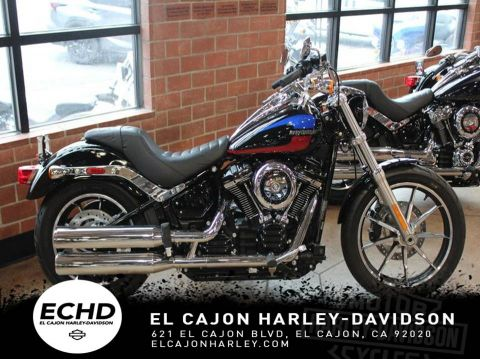 New 2019 Harley-Davidson Low Rider